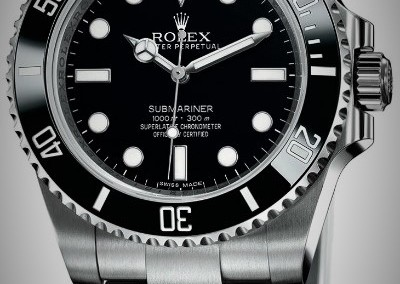 Timeless Rolex Submariner